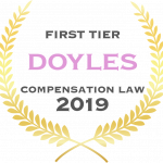 Compensation Law - First Tier - 2019
