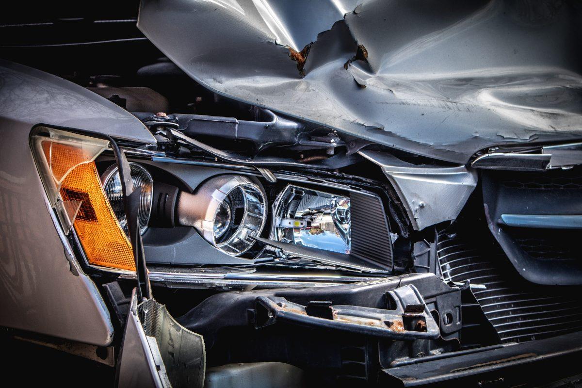 personal litigation car accident