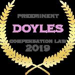 Compensation Law - Preeminent - 2019