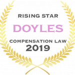 Compensation Law - Rising Star - 2019